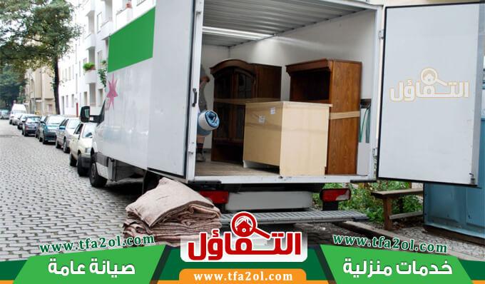 شركة نقل اثاث من الدمام إلى المدينة المنورة