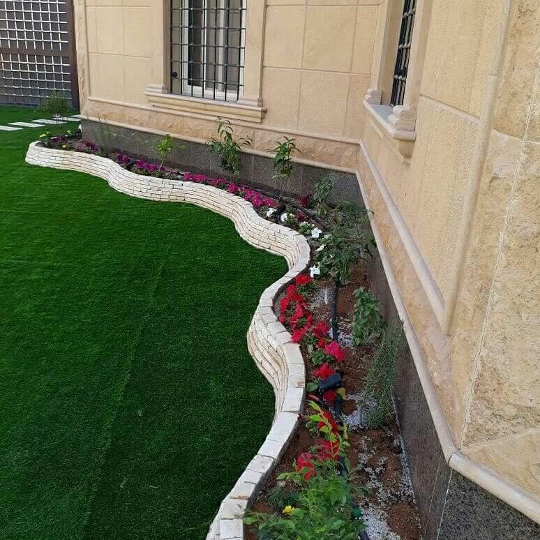 تنسيق وتصميم حدائق بالخبر