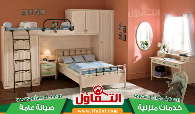 نجار غرف نوم بجدة متمكن من تصنيع واصلاح وفك وتركيب غرف نوم بجدة باتقان ومهارة وبأقل سعر
