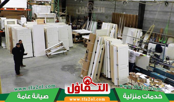 منجرة ابواب بجدة توفر أفضل تصمميات للأبواب الداخلية والخارجية المصنعة من أفخم أنواع الأخشاب